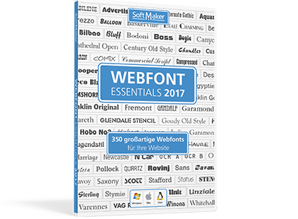 Webfont Essentials